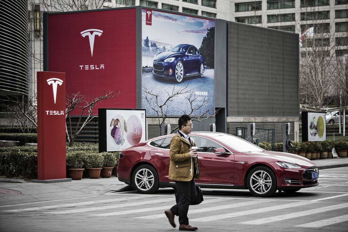 Tesla S China Dream Threatened By Standoff Over Shanghai