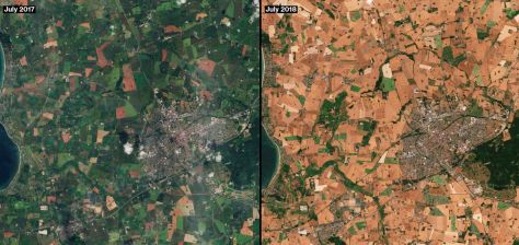 relates to New Satellite Photos Show Climate Change Is Sweeping Europe