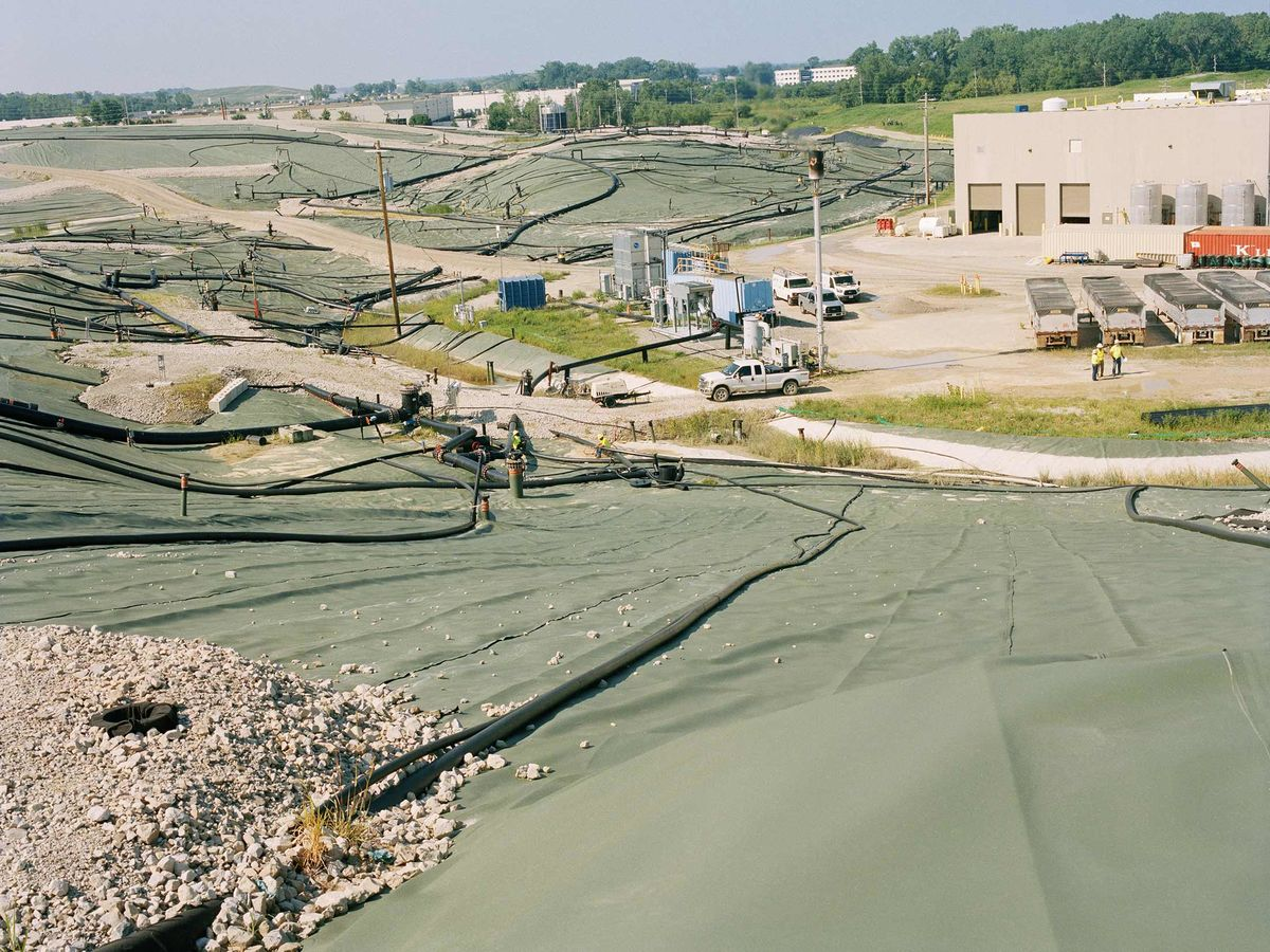 Coldwater Creek St Louis Nuclear Waste