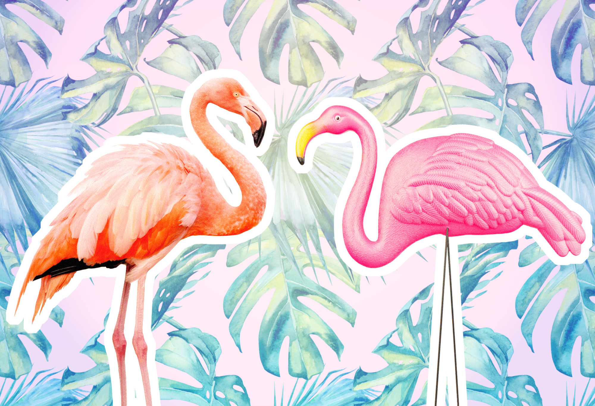 Heres Who to Blame for the Resurgence of Flamingo Kitsch