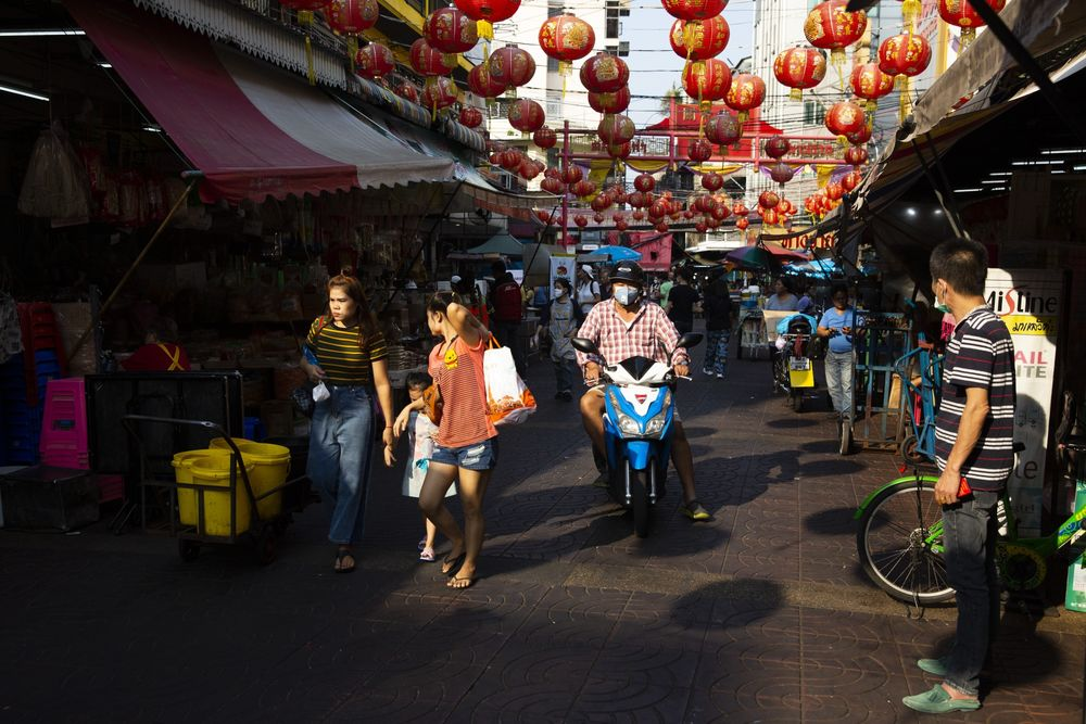 Thailand Cuts Growth Forecast as Coronavirus Hits Tourism - Bloomberg