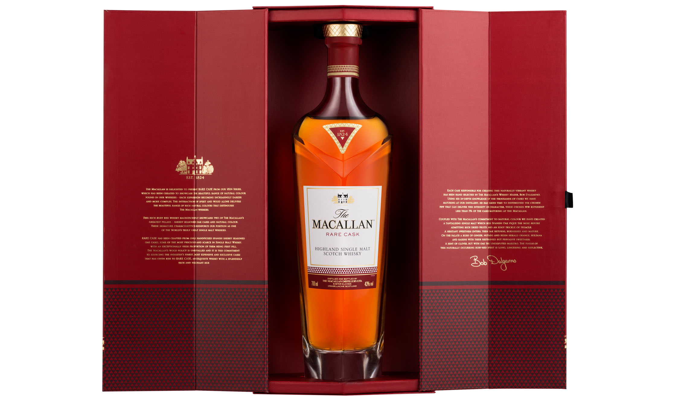 The Macallan Makes a Big NoAge Statement With Rare Cask