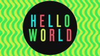 Hello World, a New Show Coming Soon to Bloomberg.com