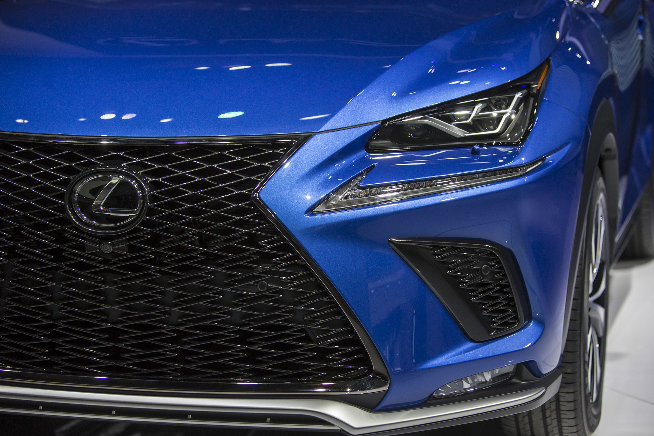 Lexus Is Mounting a U S eback With Its Luxury SUVs Bloomberg