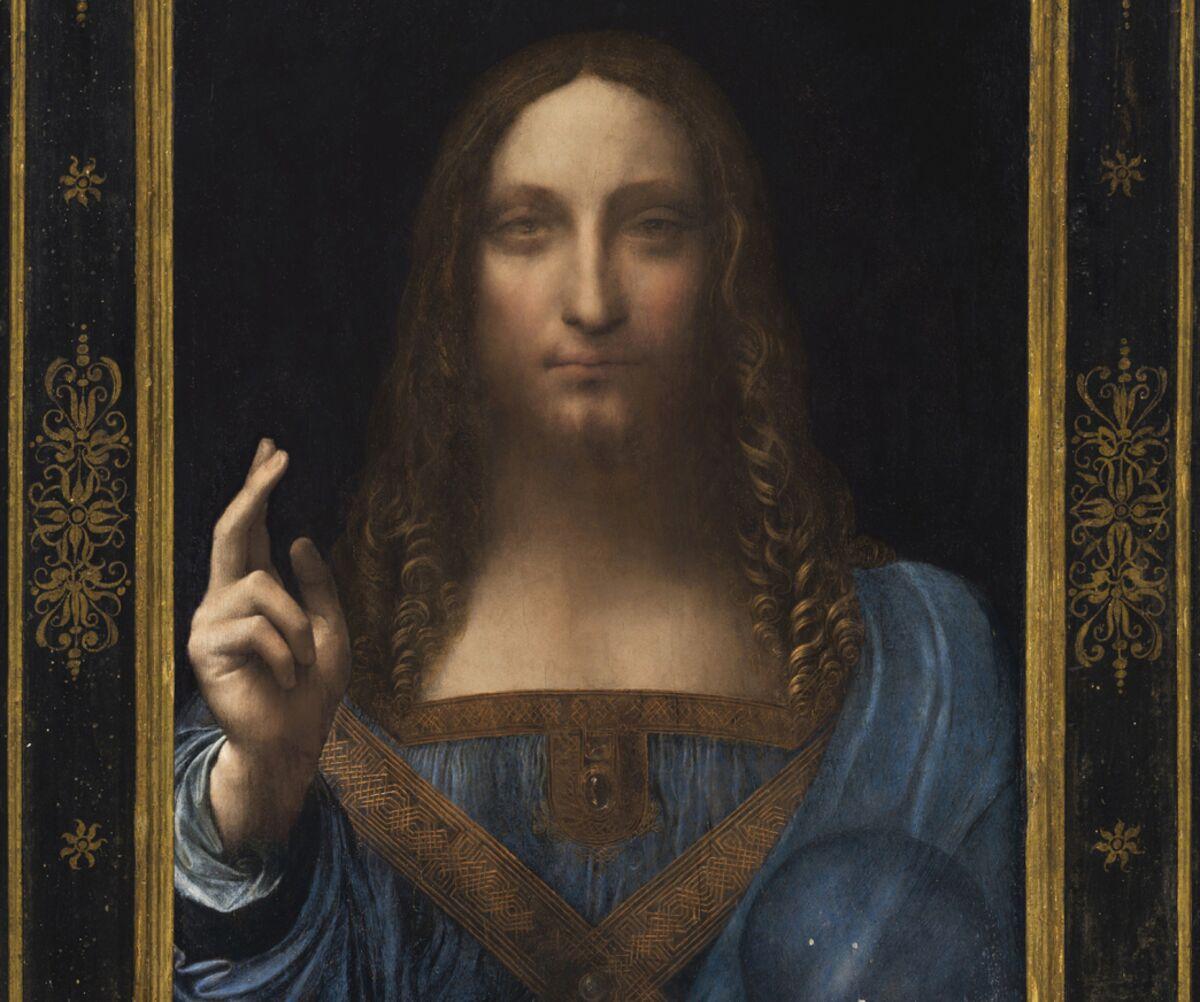 Is The 450 Million Leonardo Da Vinci Painting A Fake