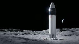 SpaceX won NASA's Moon Lander Award as Musk Beats Bezos