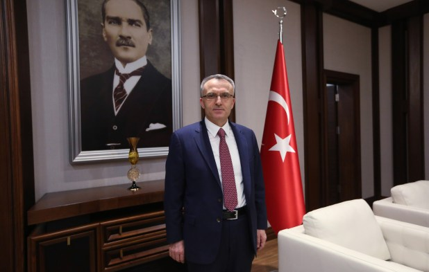 Interview with the Minister of Finance of Turkey, Naci Agbal