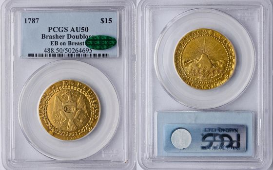 First U.S. Gold Coin May Fetch $15 Million in Private Sale