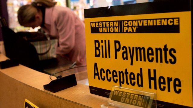 """Once there, click on the """"sign up"""" Western Union to Test Debit, Credit Card Offerings in Bank ..."""
