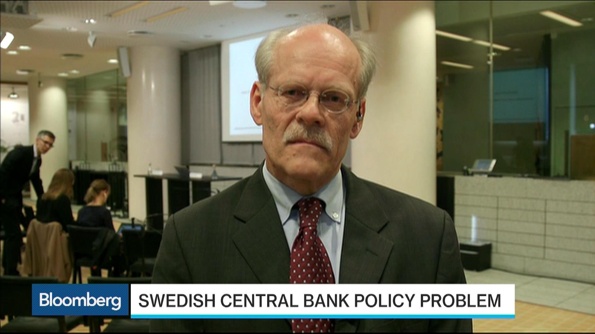 Image result for what is QE, stefan ingves of sweden