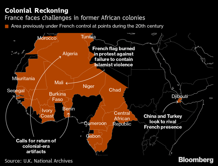 Macron pays the price for France's bloody history in Africa | FR24 News English