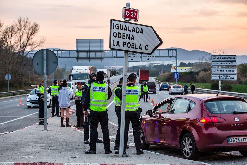Coronavirus in Spain: Latest Cases as Virus Crisis Spreads - Bloomberg