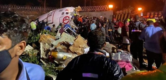 India Air crash