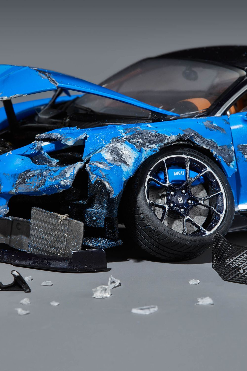 Wrecked Exotic Cars : wrecked, exotic, Crashed, Million, Supercar., What?, Bloomberg