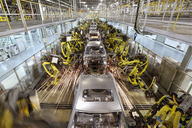 Image result for industrial robots