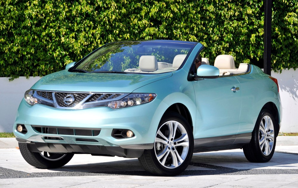 medium resolution of the weird nissan murano crosscabriolet is still in high demand bloomberg