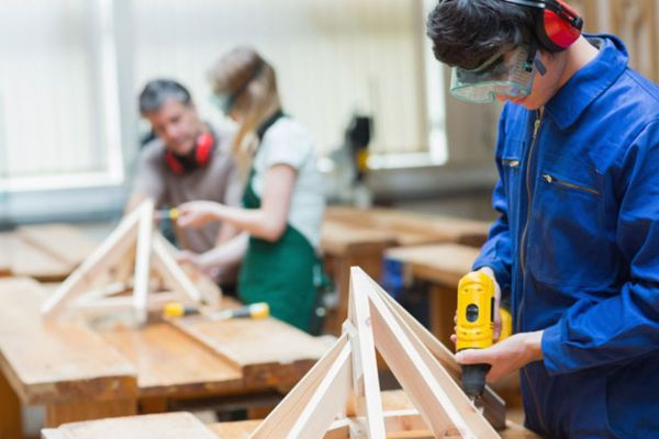Germany Teach U. Vocational Education