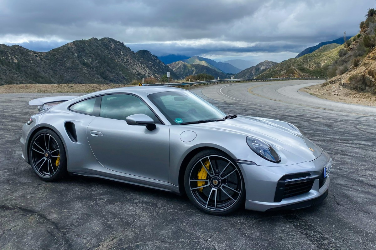 2021 Porsche 911 Turbo S Review: A New Benchmark for Sports Cars - Bloomberg