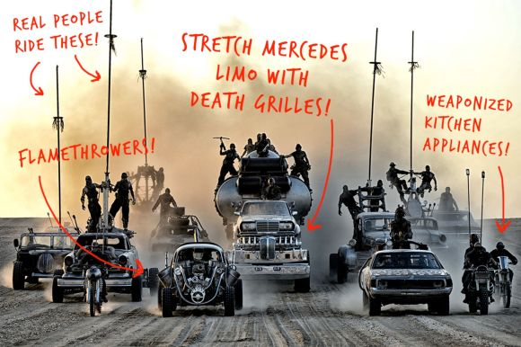 relates to Every Killer Car in Mad Max: Fury Road Explained