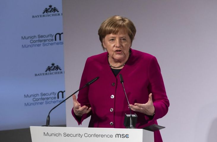 Global Leaders at Munich Security Conference