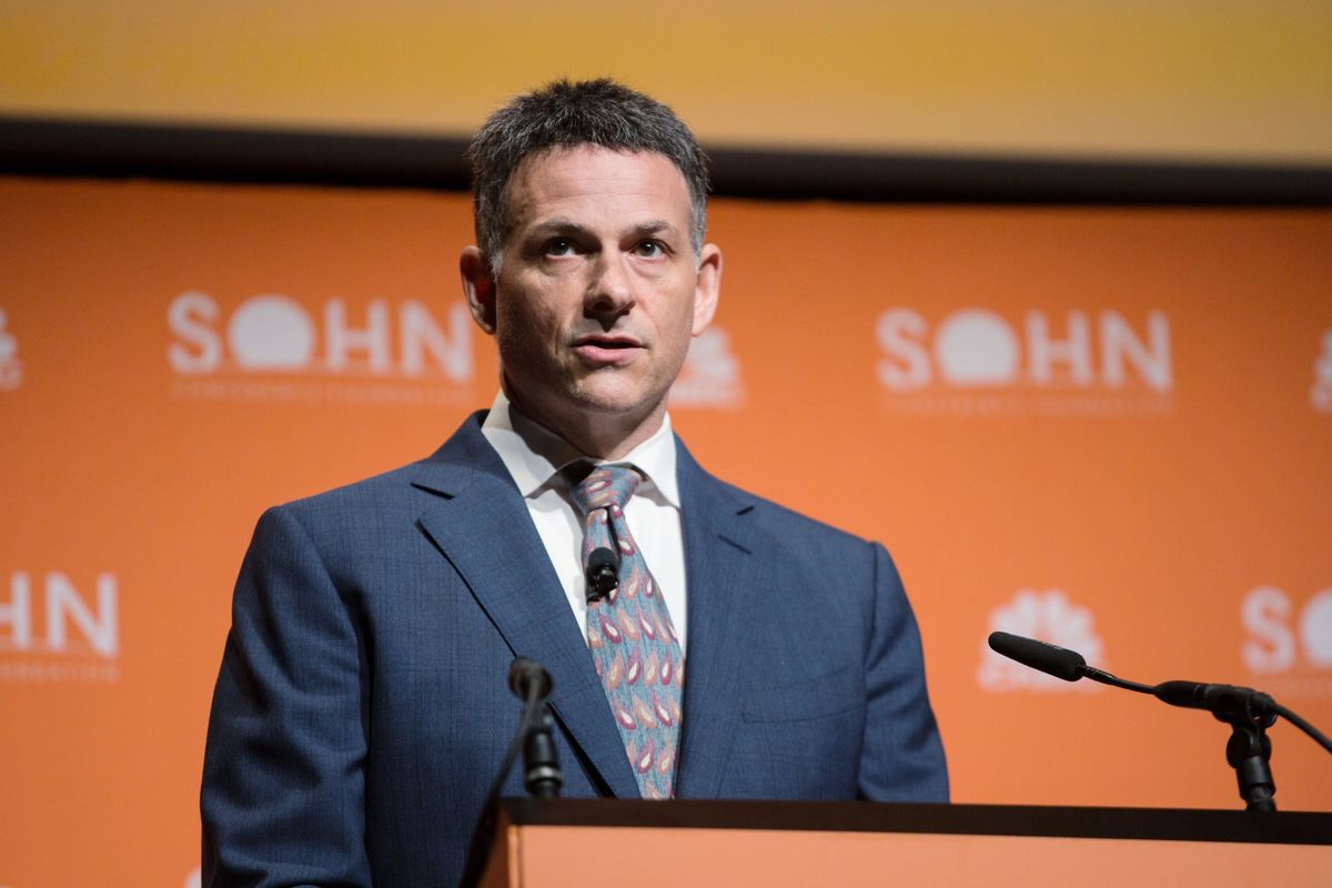 David Einhorn Expects to Profit on Tesla (TSLA) Short - Bloomberg