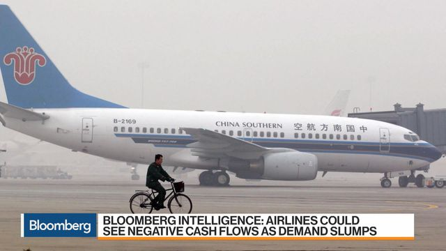 Airlines Versus Coronavirus: A Bruising and Lopsided Battle ...