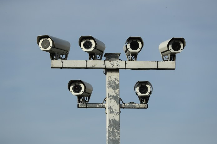 The Surveillance State Is a Reality - Bloomberg