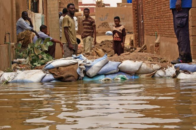 Africa, Sudan Flood News: State of Emergency Declared After Devastating  Flooding - Bloomberg