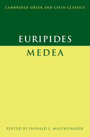 the focus on justice in euripides medea On the one hand, euripides sets up a contrast between jason and medea: the   sensibly, medea outlines the injustice of her plight and yearns for justice for   jason seeks to narrow the debate and focus on her personal grievances and.
