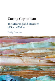 caring capitalism meaning and