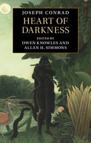 Joseph Conrad Heart Of Darkness : joseph, conrad, heart, darkness, Heart, Darkness, English, Literature, 1900-1945, Cambridge, University, Press