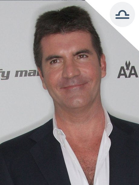 Simon Cowell  7th October  Celebrity Birthdays This