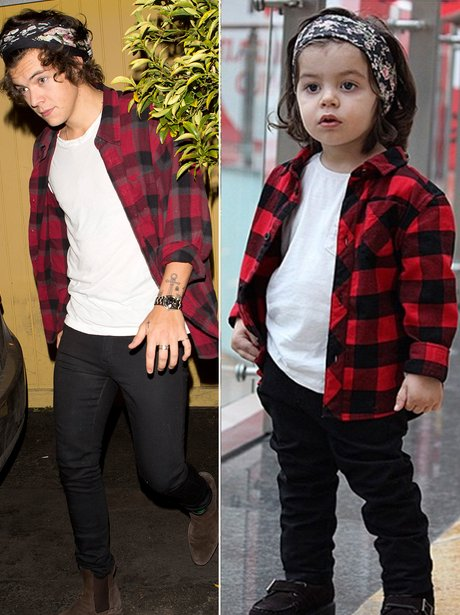 Harry Styles Baby Pictures : harry, styles, pictures, These, Photos, Harry, Styles, Lookalike, Literally, Melt!, Capital