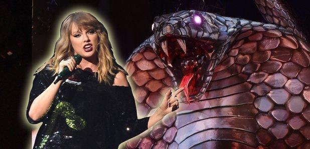 Znalezione obrazy dla zapytania Taylor Swift - Reputation Stadium Tour