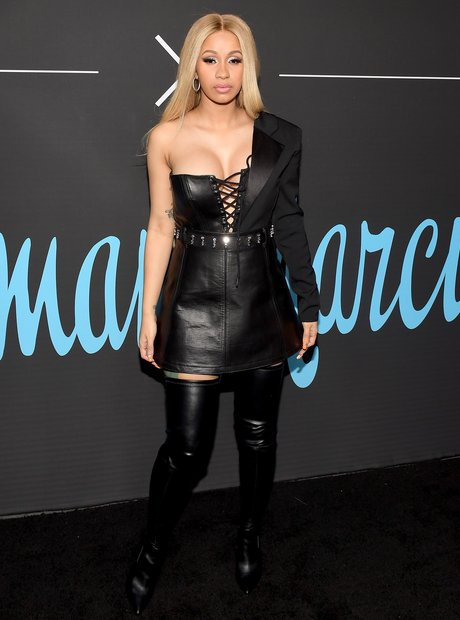 Cardi Bs Outfits 22 Of Her Best Looks  Capital XTRA