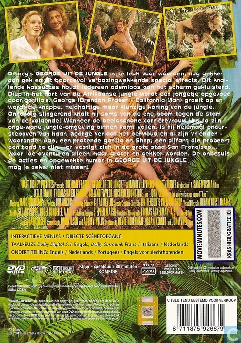George uit de jungle  DVD  Catawiki