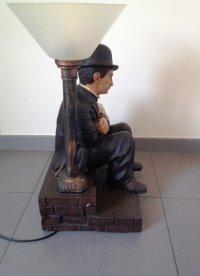 Charlie Chaplin Lamp - Catawiki