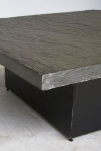 Master - Brutalist Natural Stone Coffee Table - Catawiki