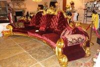 Michael Jackson commissioned `Esmaralda` Sofa by Colombo Stile