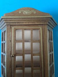 Wooden dollhouse furniture - 1/12 scale - Catawiki