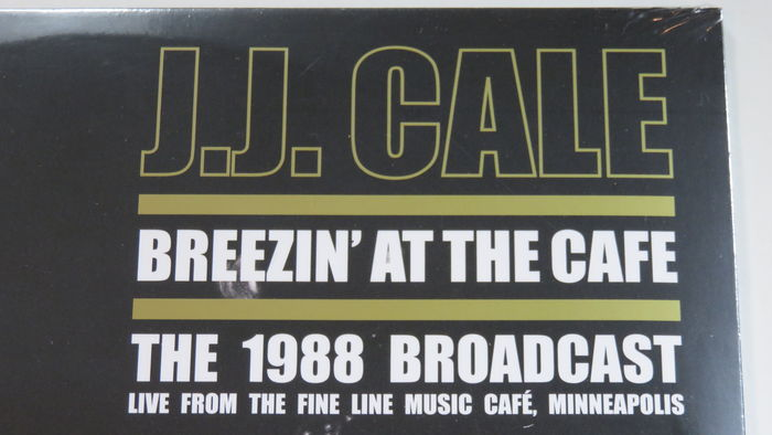 Jj Cale  Breezin' At The Cafe The 1988 Broadcast Live