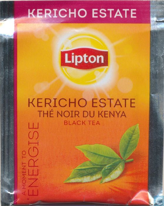 Kericho Estate  Lipton  Catawiki