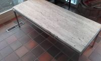 Natural stone coffee table - Catawiki