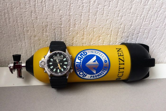 Citizen ProMaster Marine Classic AquaLand JP2000-08E - Wristwatch - Catawiki