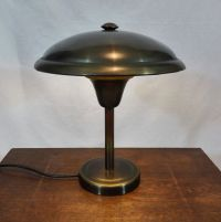 Mushroom Art Deco tafellamp / bureaulamp