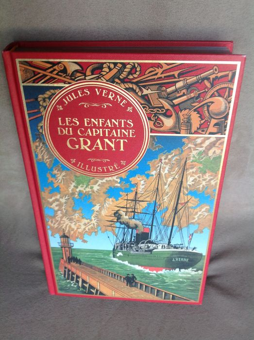 Collection Jules Verne éditions Atlas : collection, jules, verne, éditions, atlas, Jules, Verne, Collection, Voyages, Extraordinaires, Catawiki