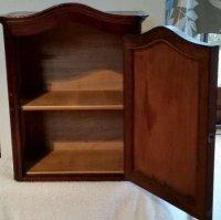 Apothecary/medicine cabinet in mahogany - Catawiki