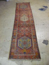 Very large carpet - Kharajeh - first half of 20th century ...