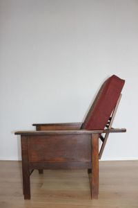 Art Deco smoking chair - Catawiki