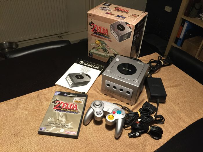 gamecube limited platinum edition
